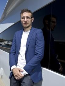 Roberto Minervini par Paul Blind, Cannes 2015
