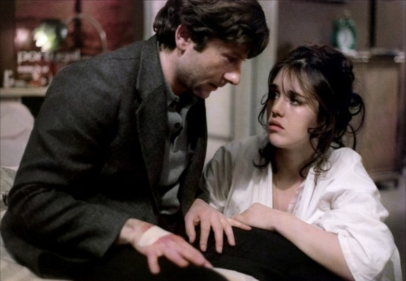 Roman Polanski et Isabelle Adjani dans Le Locataire