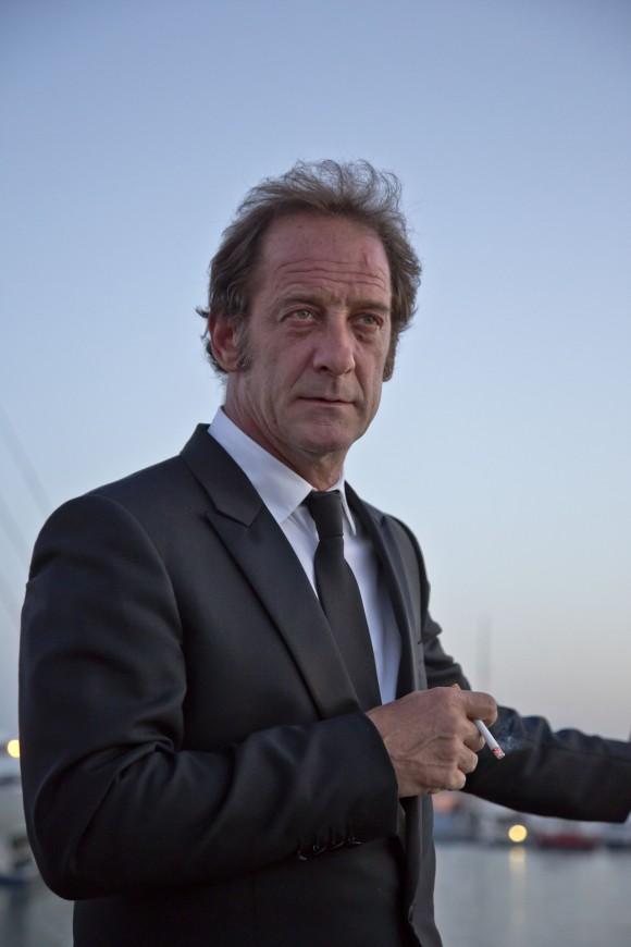 Vincent Lindon par Paul Blind, Cannes 2015