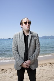 Vincent Macaigne par Paul Blind, Cannes 2015