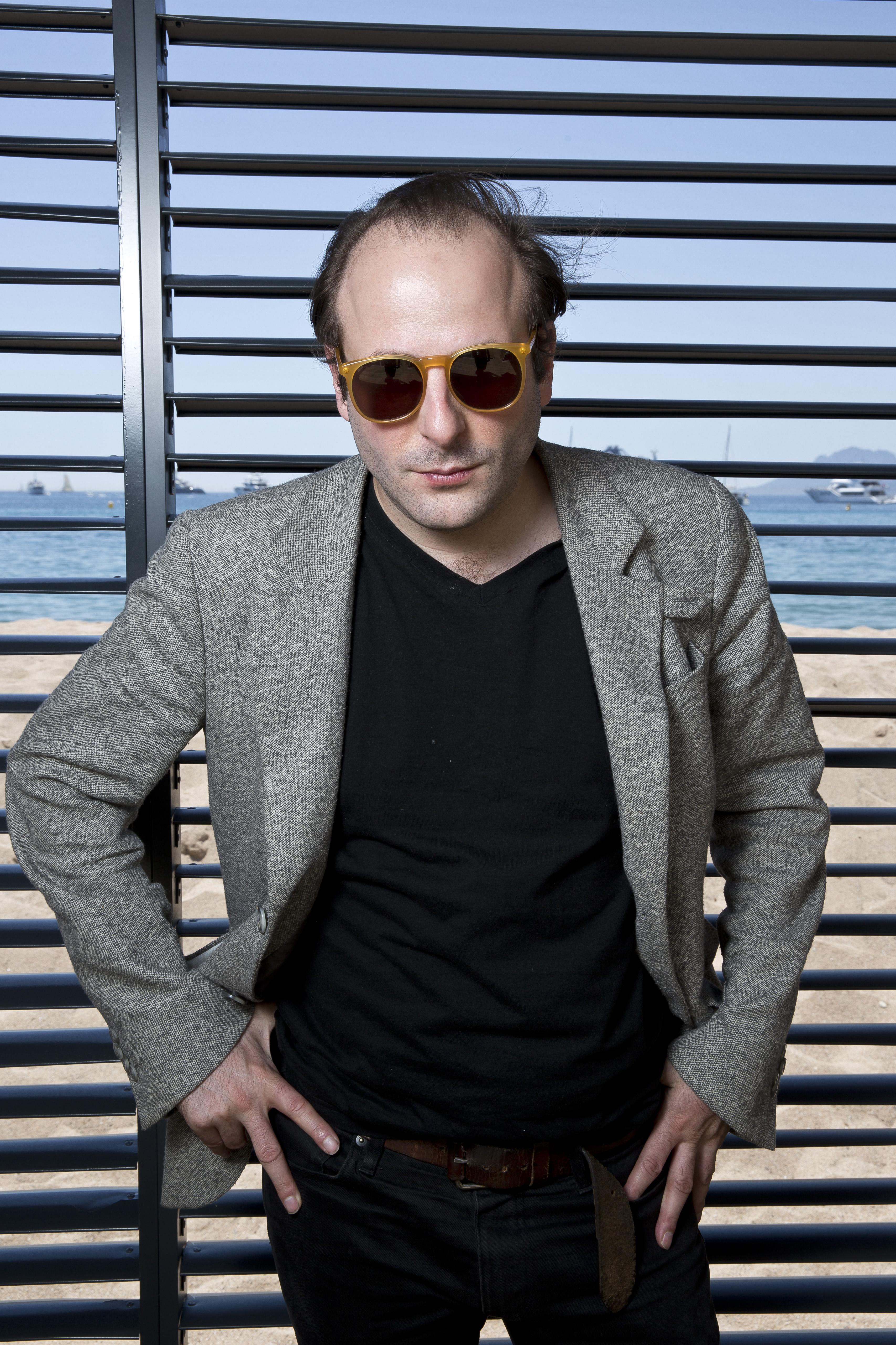 Vincent Macaigne par Paul Blind, Cannes 2015