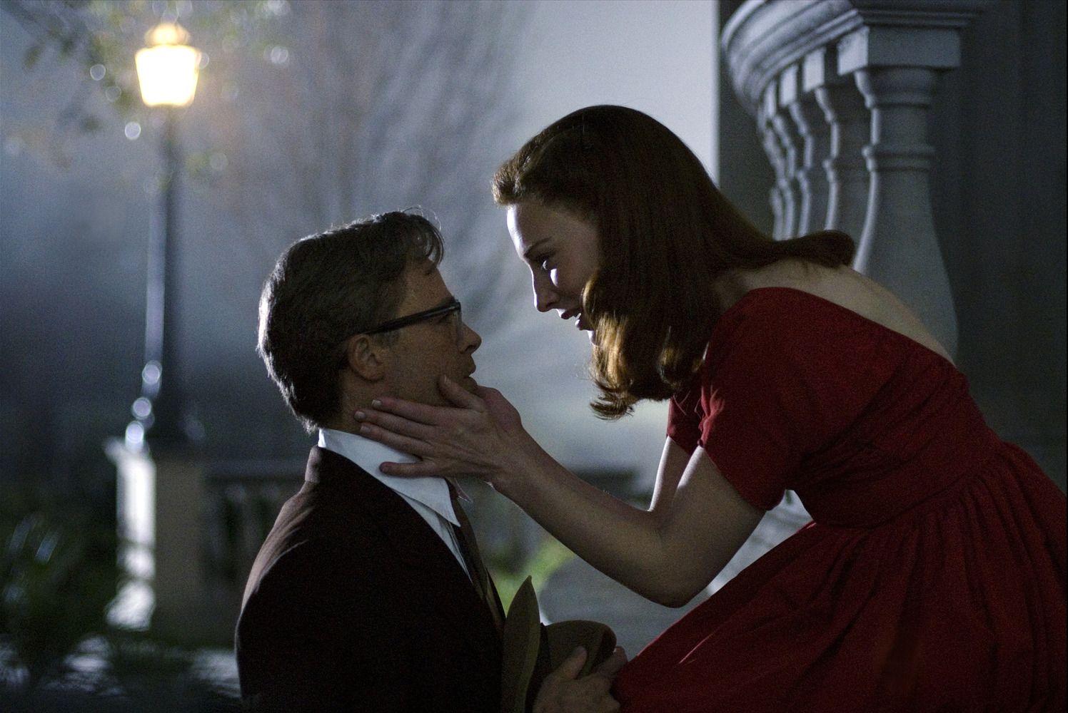Brad Pitt et Cate Blanchett dans L'Etrange Histoire de Benjamin Button de David Fincher