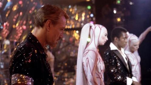 Roy Scheider dans Que le spectacle commence de Bob Fosse