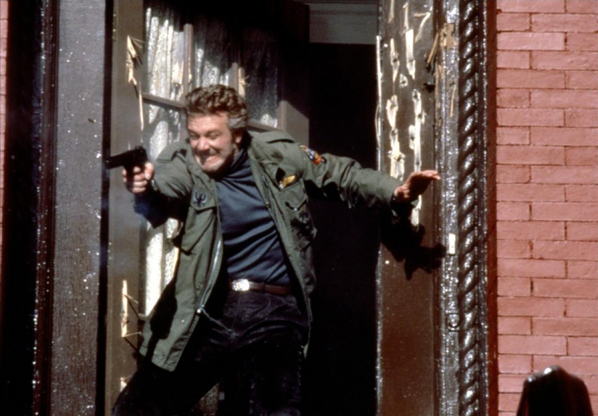Mickey Rourke dans L'Année du dragon de Michael Cimino