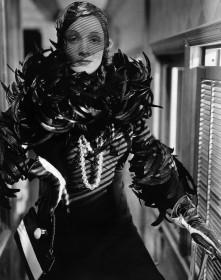 Marlene Dietrich dans Shanghaï Express