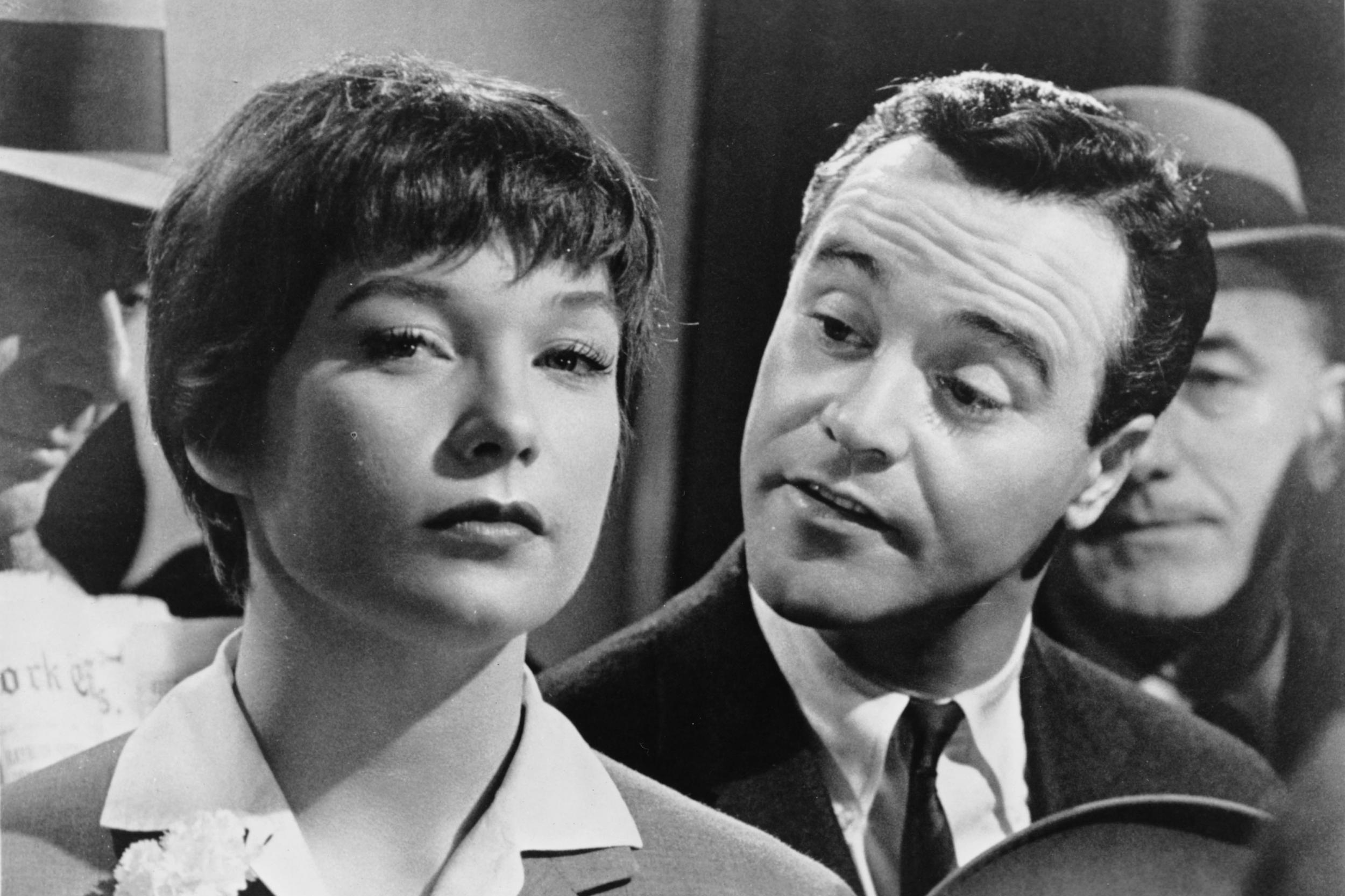 Shirley MacLaine et Jack Lemmon dans La Garçonnière de Billy Wilder