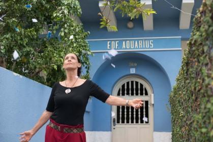 Sonia Braga dans Aquarius