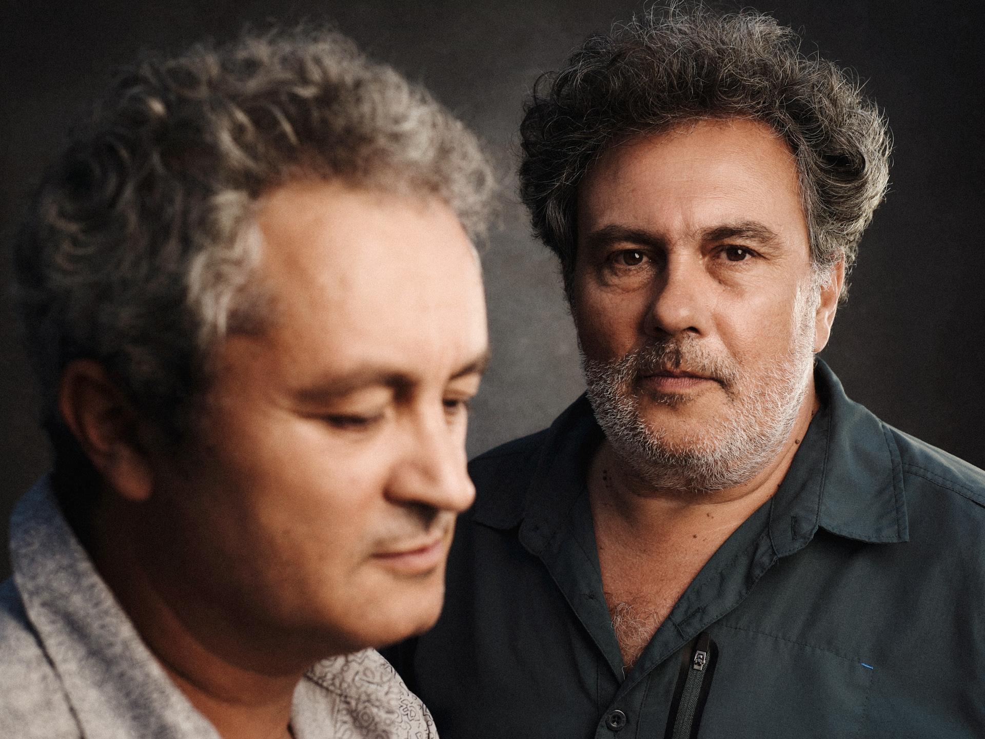 Arnaud et Jean-Marie Larrieu © Bertrand Noël