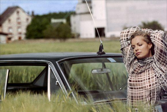 Romy Schneider dans César et Rosalie de Claude Sautet