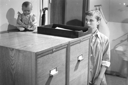 Bibi Andersen dans Au seuil de la vie de Ingmar Bergman