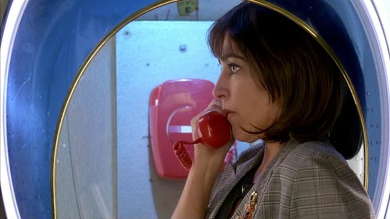 Carmen Maura dans Femmes au bord de la crise de nerfs de Pedro Almodóvar