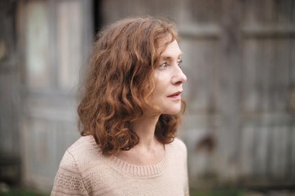 Isabelle Huppert dans L'Avenir de Mia Hansen-Løve