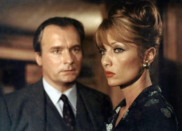 Michel Bouquet et Stéphane Audran dans La Femme infidèle de Claud Chabrol