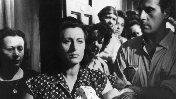 Anna Magnani dans Bellissima de Luchino Visconti