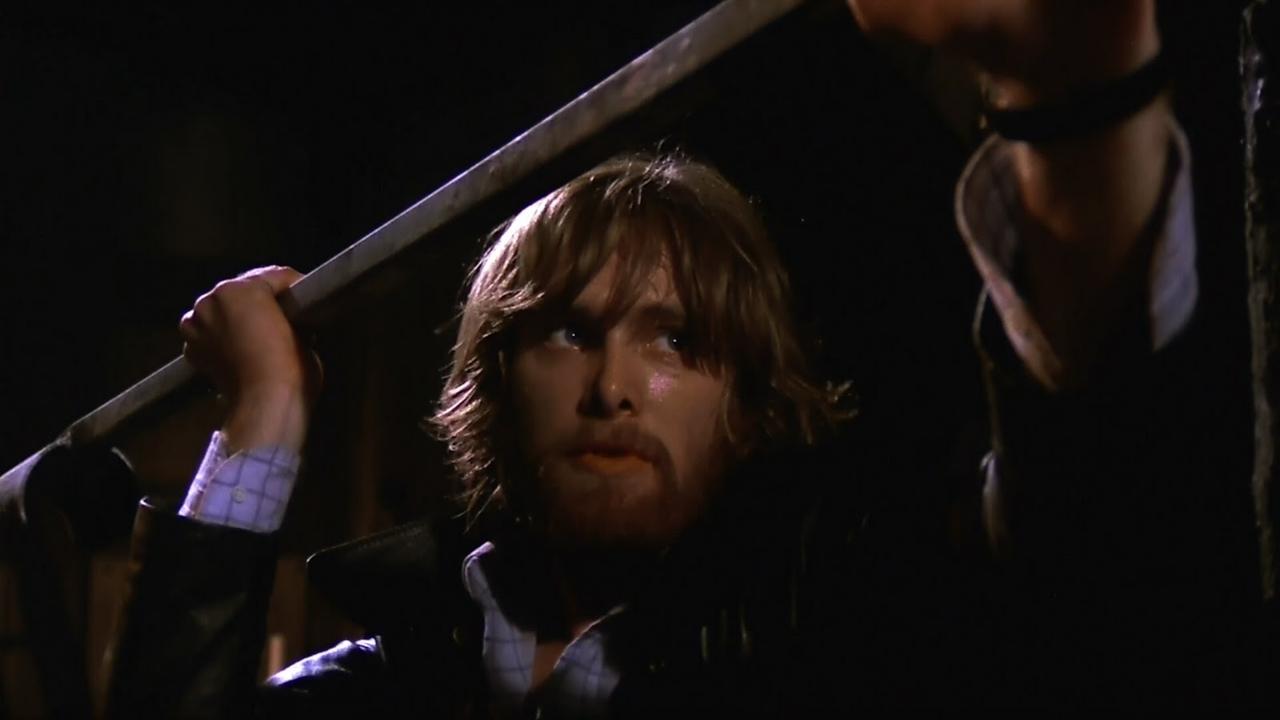 Ray Lovelock dans Le Massacre des morts-vivants de Jorge Grau