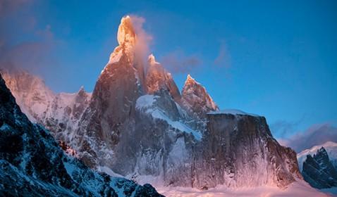 Le fameux Cerro Torre