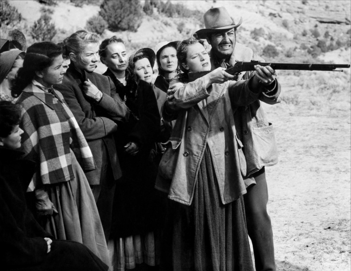 Convoi de femmes de William A. Wellman