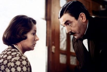 Ingrid Bergman et Albert Finney dans Le Crime de l'Orient-Express de Sidney Lumet