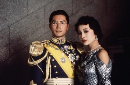 John Lone et Joan Chen dans Le Dernier Empereur de Bernardo Bertolucci