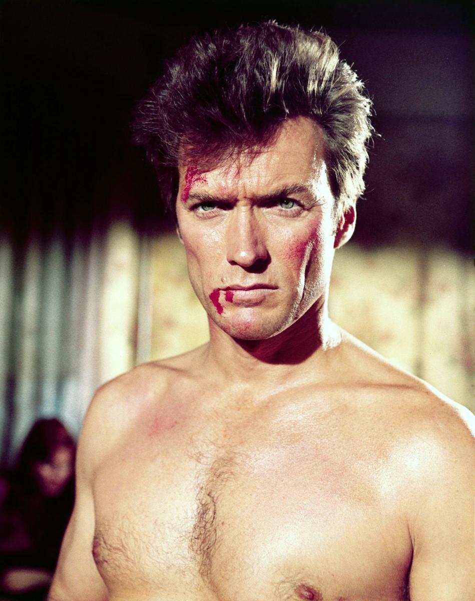 Clint Eastwood dans Un shérif à New York
