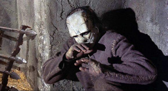 L'Empreinte de Frankenstein de Freddie Francis