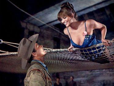 Claudia Cardinale dans Le Plus Grand Cirque du monde de Henry Hathaway