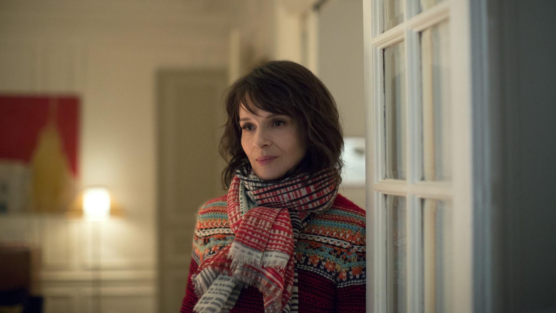 Juliette Binoche dans Doubles Vies de Olivier Assayas