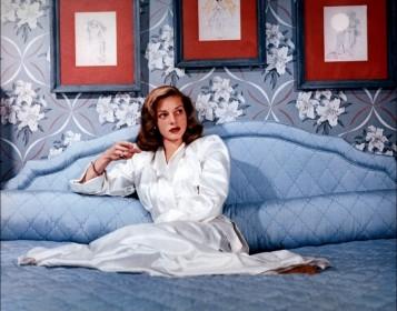 Lauren Bacall dans La Femme modèle