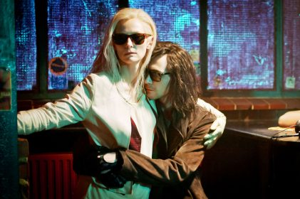 Tilda Swinton et Tom dans Only Lovers Left Alive de Jim Jarmusch