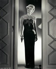 Rita Hayworth dans La Dame de Shanghai