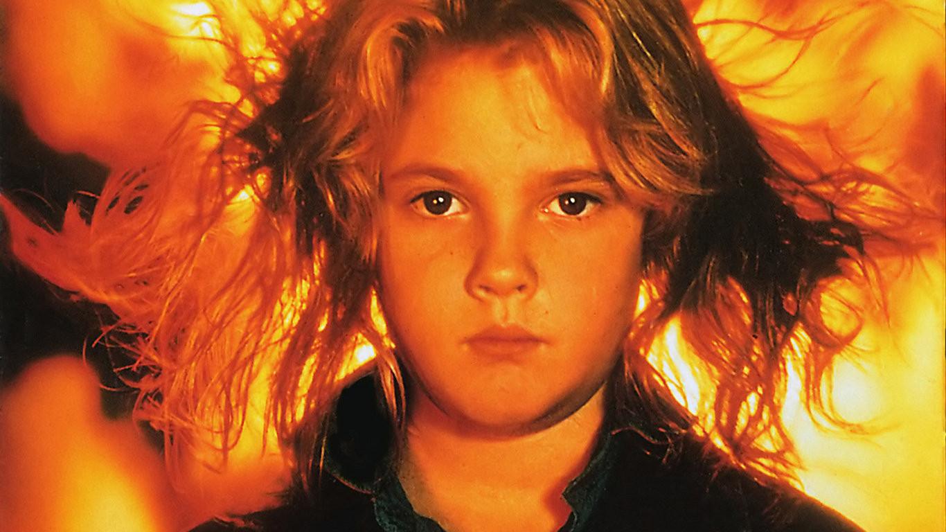 Dreaw Barrymore dans Charlie de Mark L. Lester