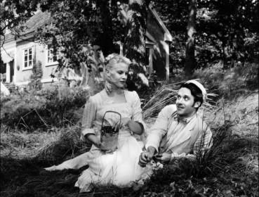 Les Fraises sauvages de Ingmar Bergman