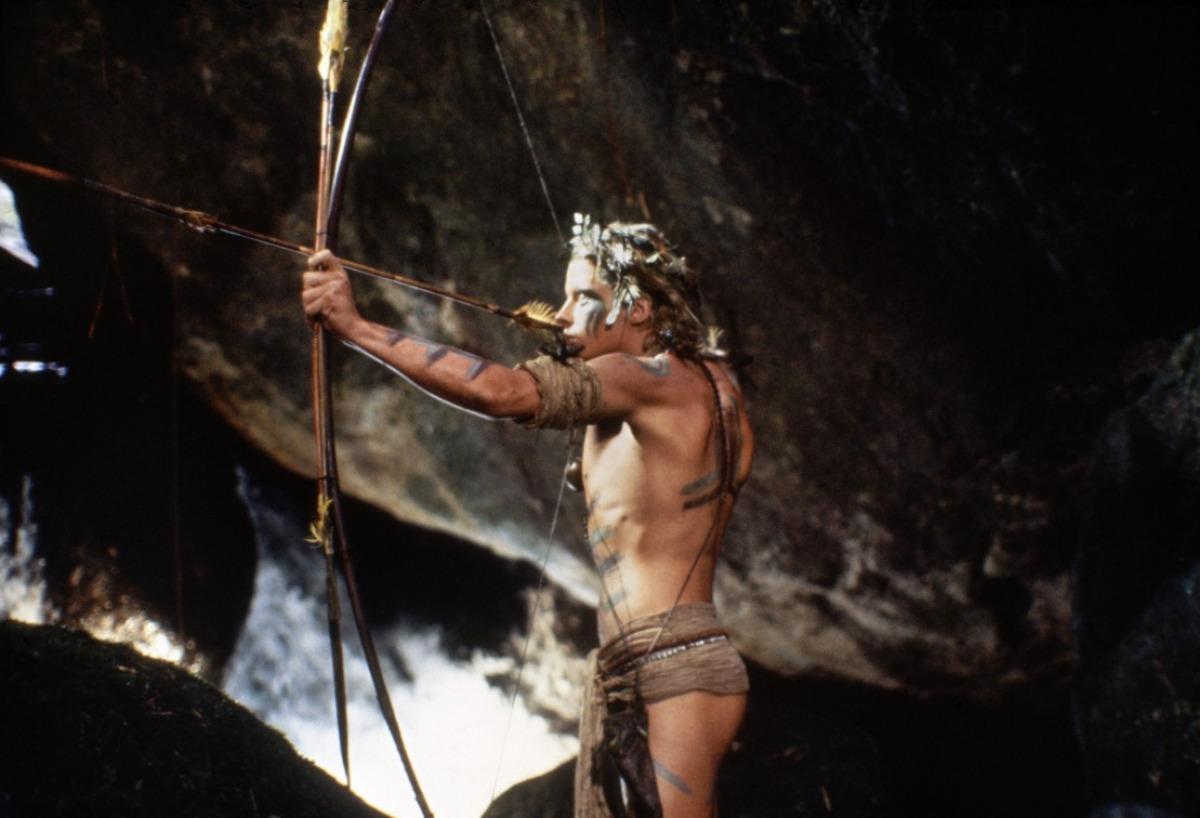 Charley Boorman dans La Forêt d'émeraude