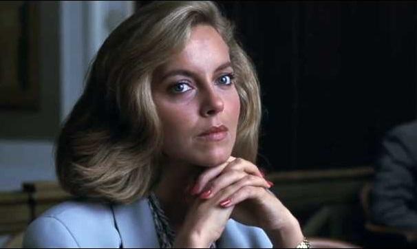 Greta Scacchi dans Présumé innocent de Alan J. Pakula