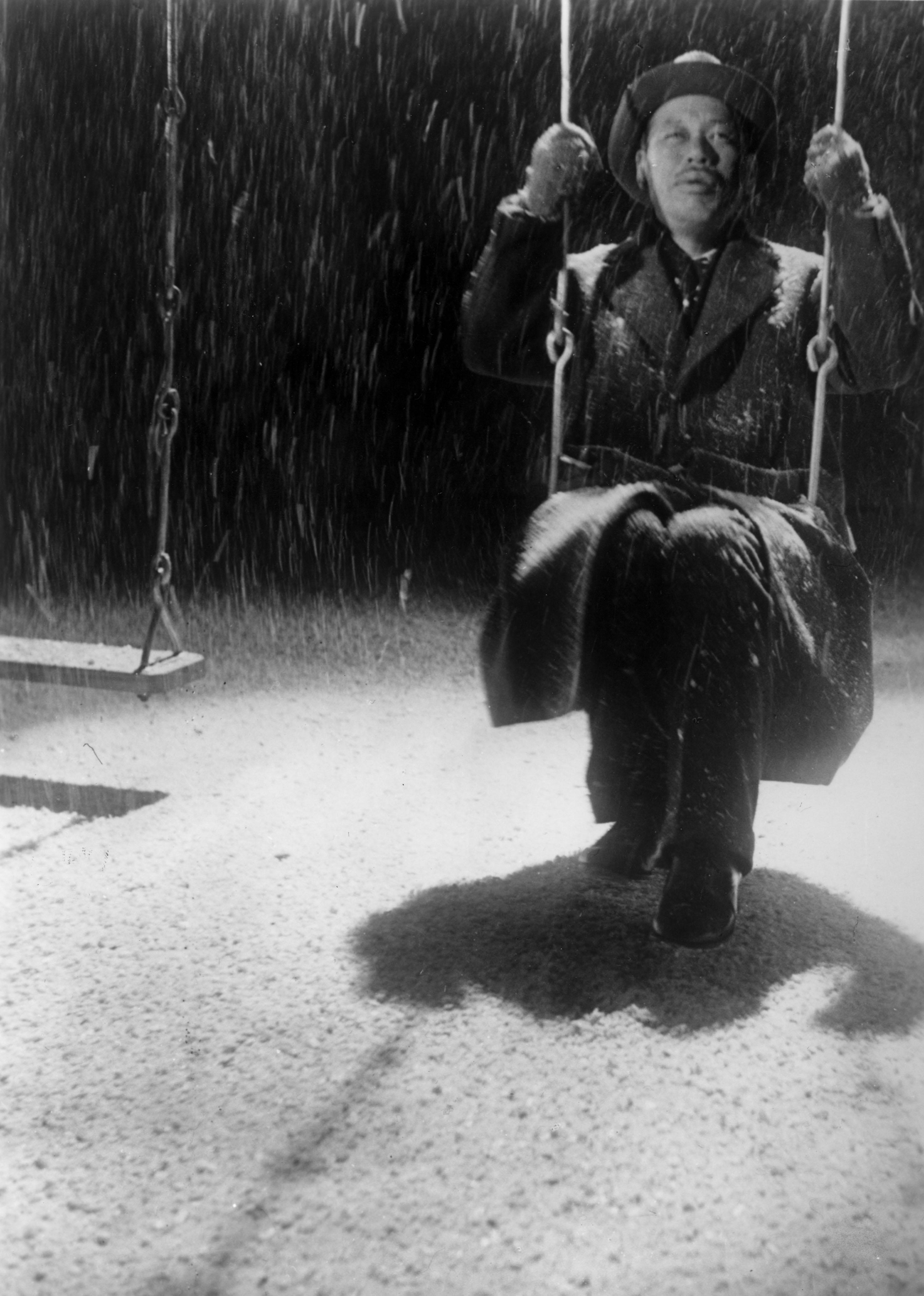 Takashi Shimura dans Vivre de Akira Kurosawa