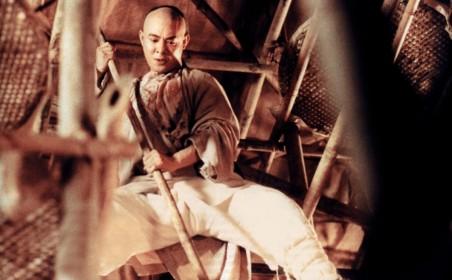 Jet Li dans Il était une fois en Chine de Tsui Hark