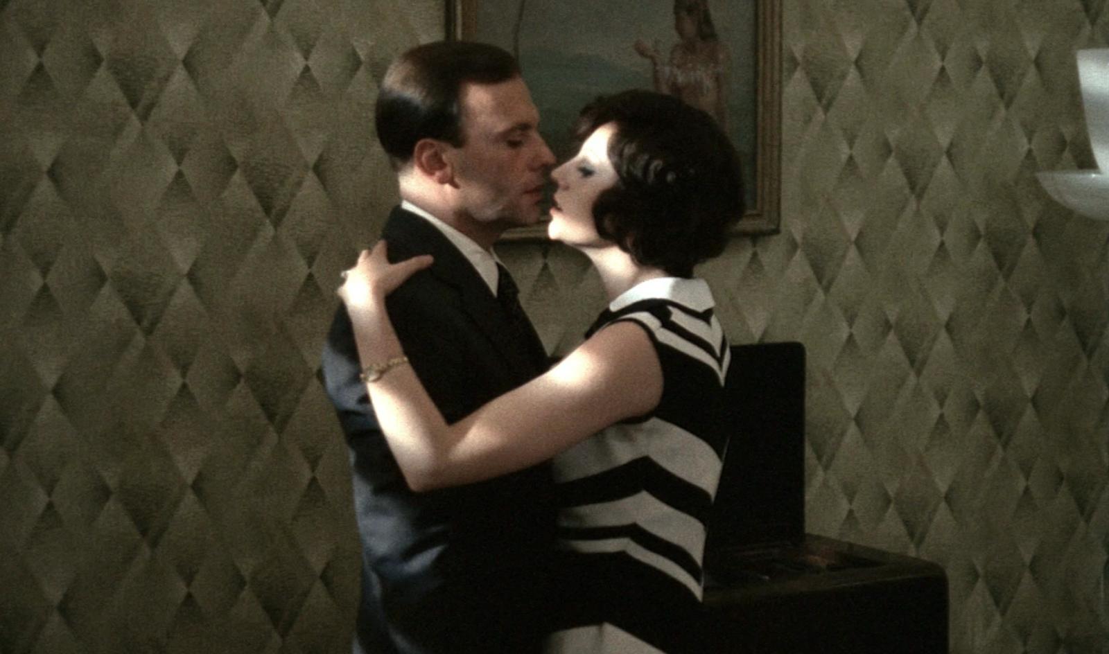 Jean-Louis Trintignant et Stefania Sandrelli dans Le Conformiste