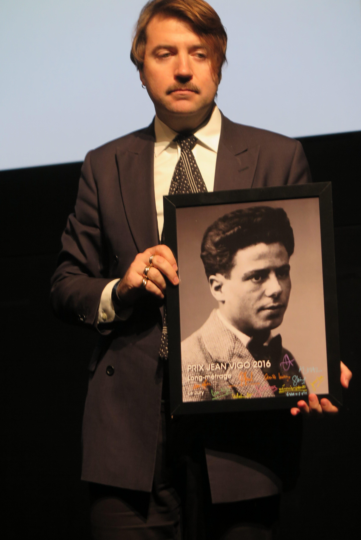 Albert Serra lauréat du Prix Jean-Vigo 2016 © ARTE France Cinéma