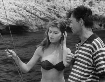 Brigitte Bardot et Howard Vernon