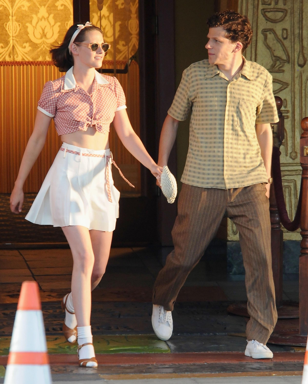 Cannes 2016 Jour 1 : Café Society de Woody Allen (Hors ... Jesse Eisenberg
