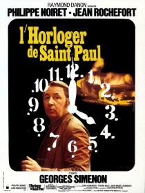 L'Horloger de Saint Paul de Bertrand Tavernier disponible en Blu-ray et DVD chez Studiocanal