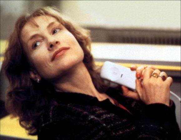 Isabelle Huppert dans La Cérémonie de Claude Chabrol