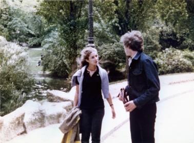 Anne-Laure Meury et Philippe Marlaud dans La Femme de l'aviateur