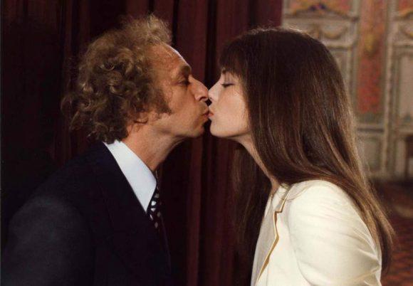 Pierre Richard et Jane Birkin dans La moutarde me monte au nez de Claude Zidi