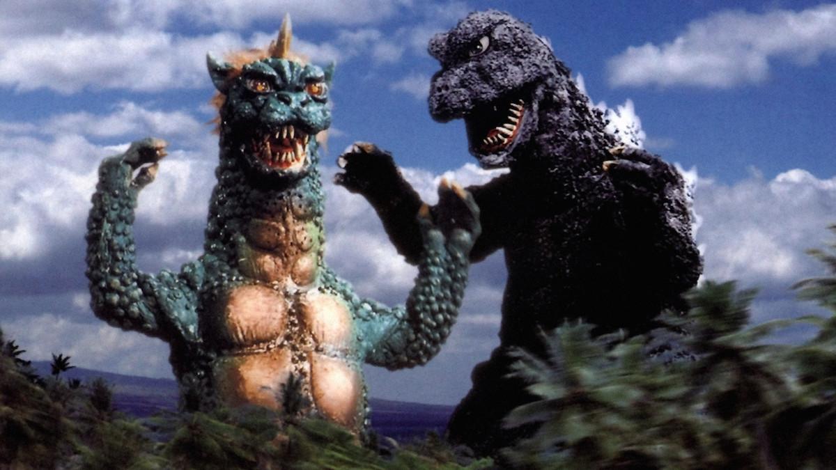 Grandeur et décadence d'un mythe : La revanche de Godzilla