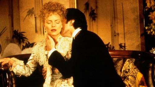 Michelle Pfeiffer et Daniel Day Lewis dans Le Temps de l'innocence