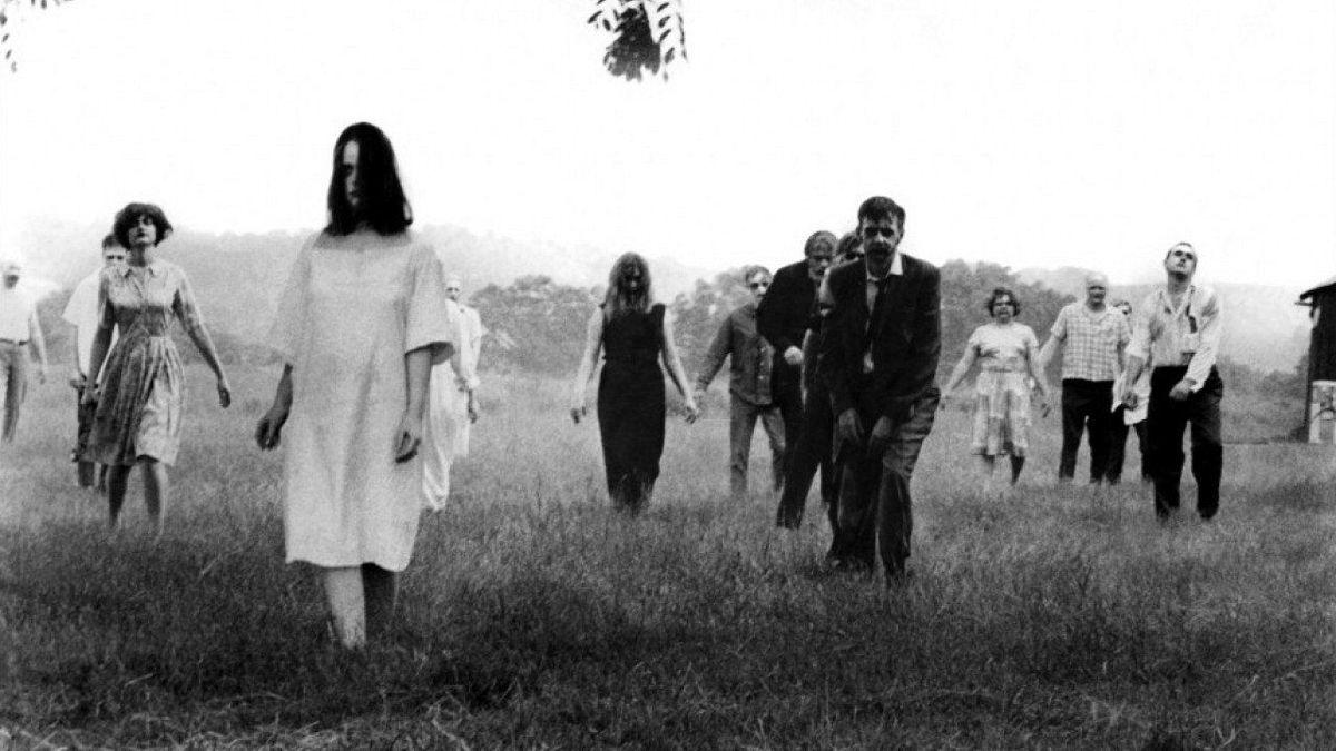 La Nuit des morts-vivants de George A. Romero