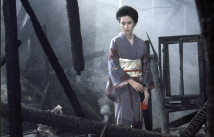 Meiko Kaji dans Lady Snowblood