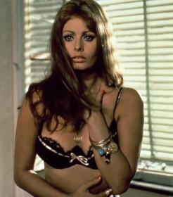 Sophia Loren dans Hier, aujourd'hui et demain