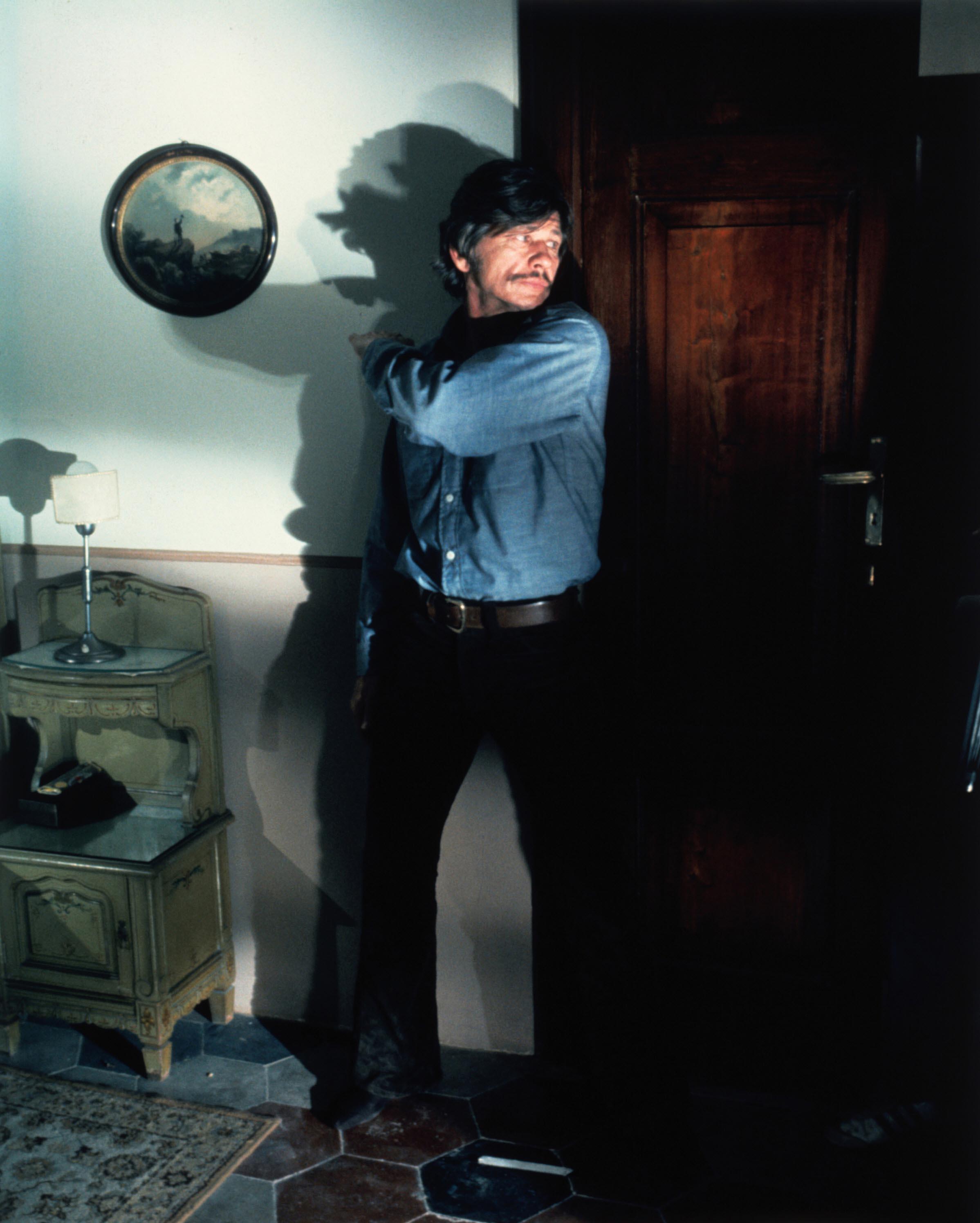Charles Bronson dans Le Flingueur de Michael Winner